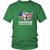 Enough Protect Kids Shirt