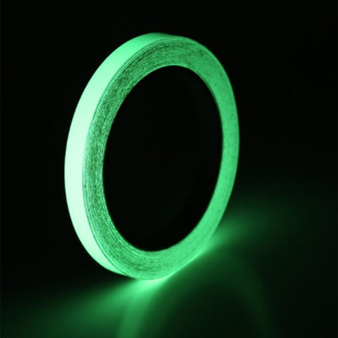 Glow in the Dark Adhesive Tape