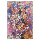 Takashi Murakami Art I Have Left Love Far Behind Skull Canvas