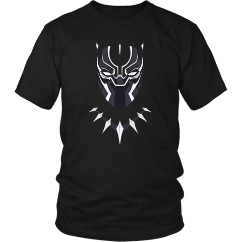 Black Panther Shirt Minimalist
