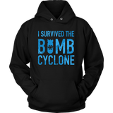 I Survived Bomb Cyclone