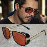 Tony Stark Sunglasses Iron Man Steampunk