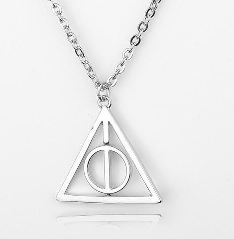 Harry Potter and the Deathly Hallows Lovegood Necklace