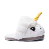 Plush Unicorn Shoes