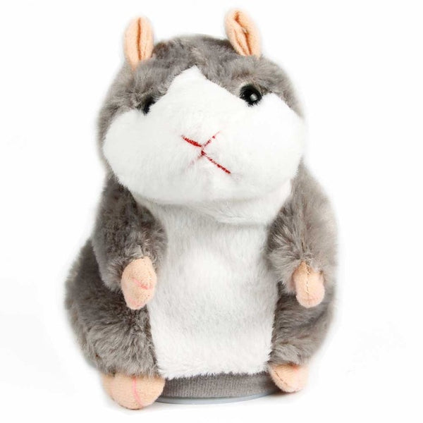 Little Talking Hamster Plush Toy