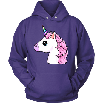 Beautiful Unicorn Shirt Hoodie