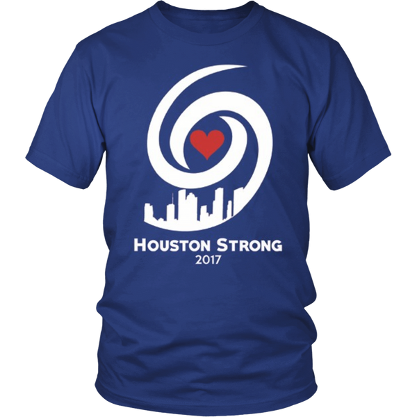 Houston Strong Hurricane Harvey Shirt Hoodies