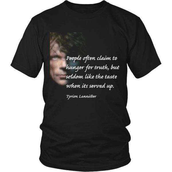 Games of Thrones Shirt Tyrion Lannister Unisex