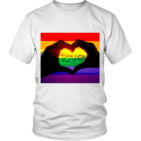 Love Pride Unisex Shirt