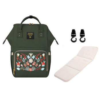 Mummy Maternity Nursing Diaper Bag Backpack