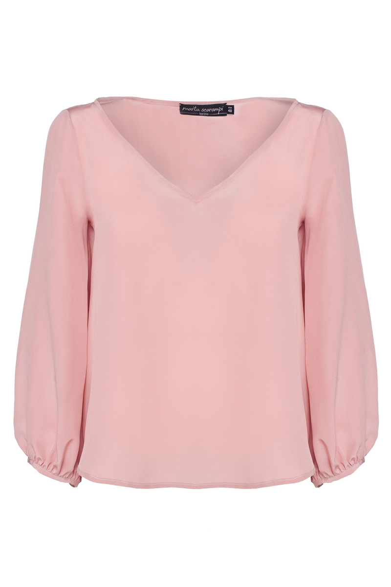 The Meredith Blouse