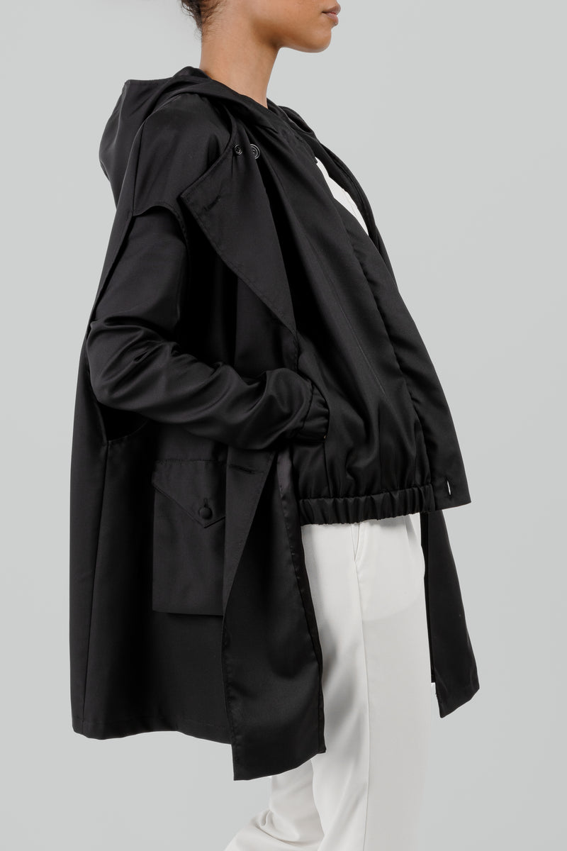 The Greta Waterproof Cape