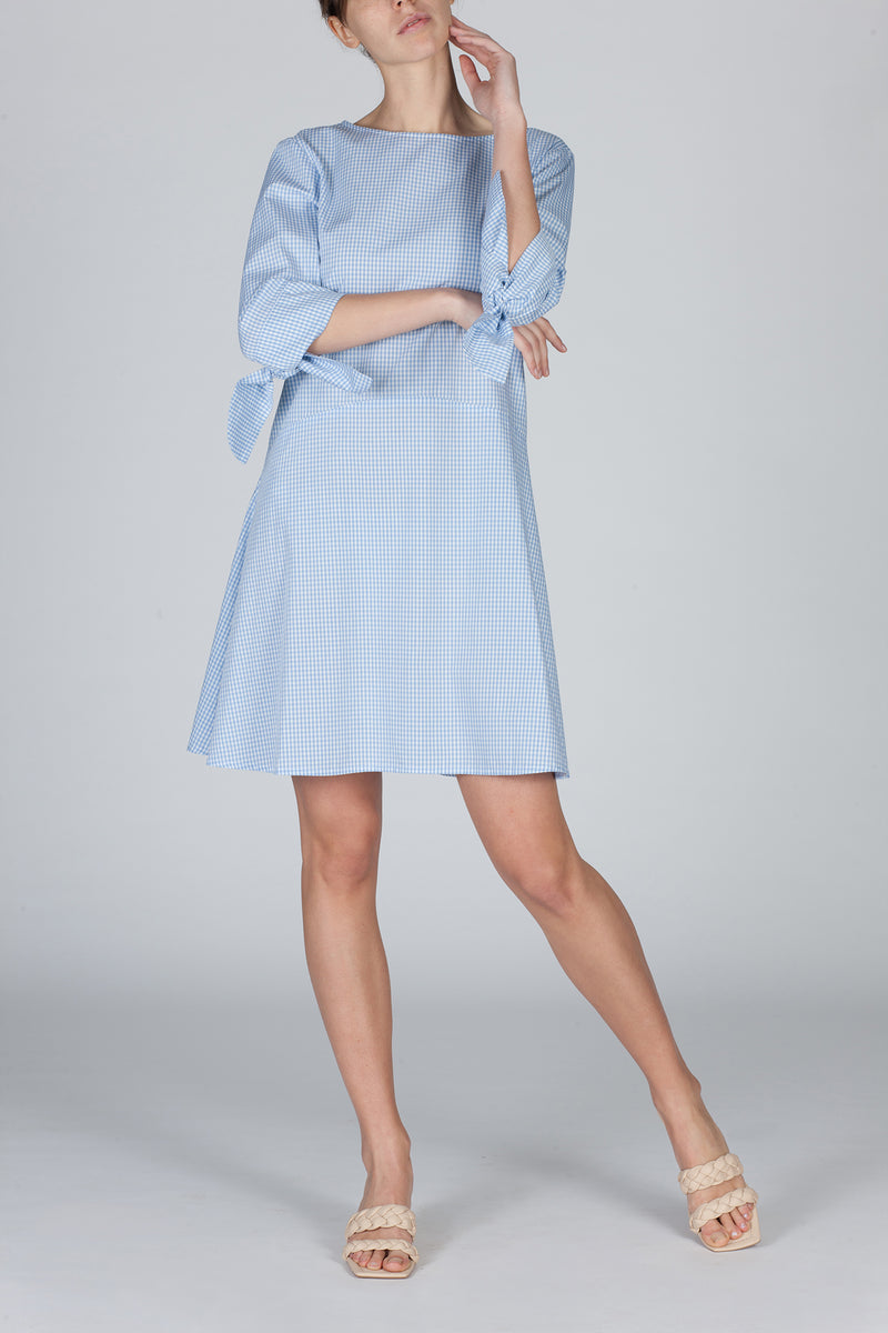 The Delicia Blue Dress