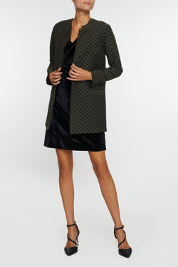 The Tisha Bansky Blazer - Green