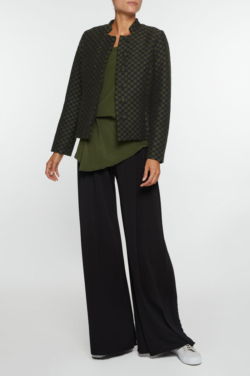 The Twiggy Bansky Blazer - Green