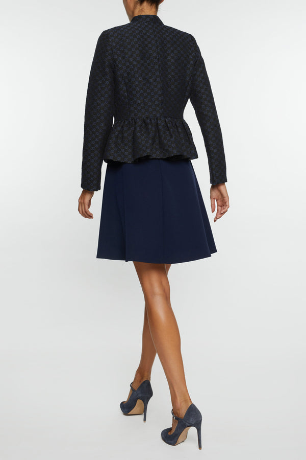 The Twiggy Bansky Blazer - Blue