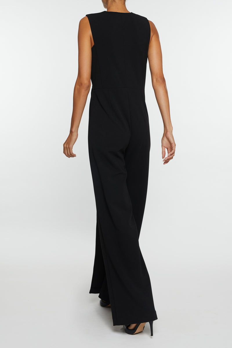 The Charlotte Jumpsuit- Black