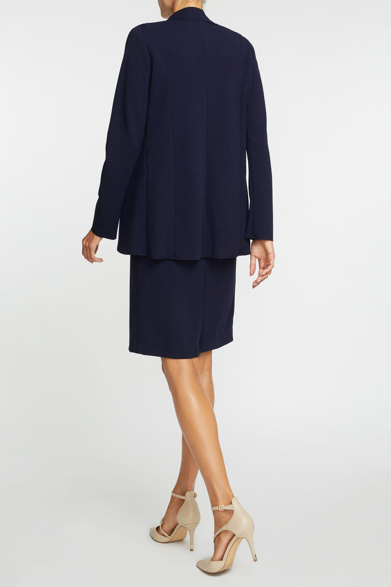 The Laura Blazer - Blue Navy