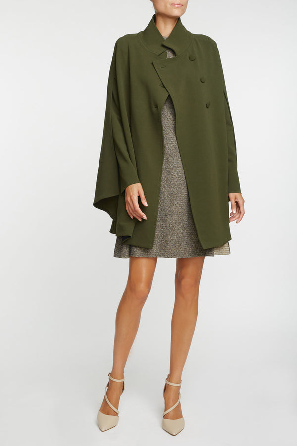 The Laura Blazer - Olive Green