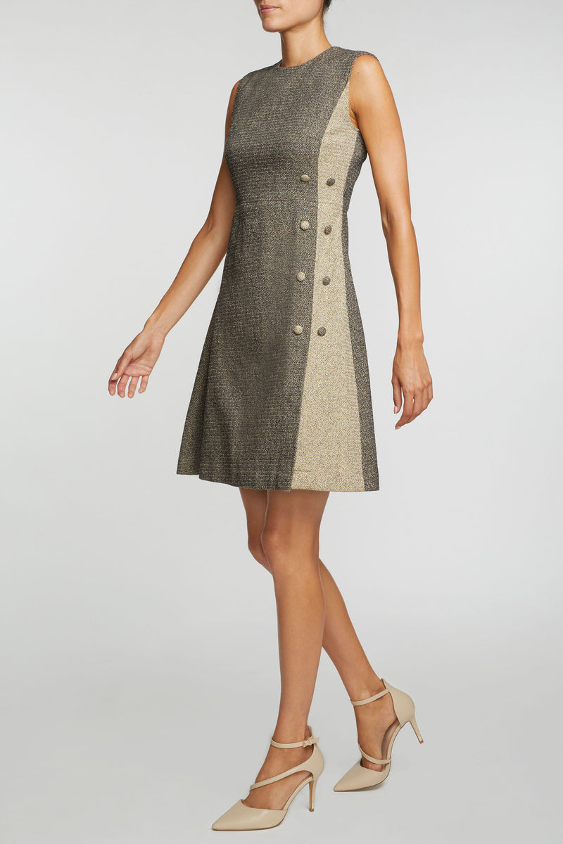 The Pauline Sisley Dress