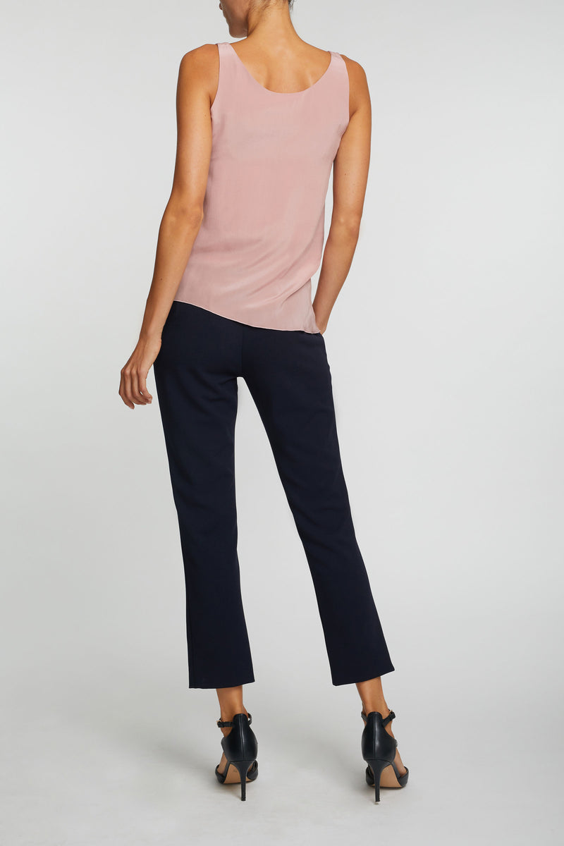 The Luzzara Top - Pink
