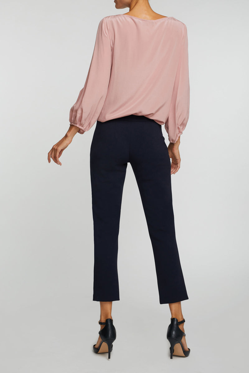 The Laura Pants- Blue Navy