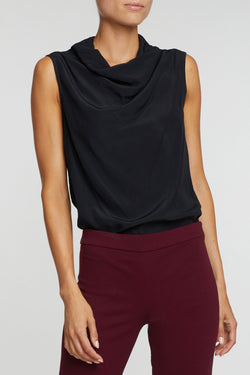 The Mirelle Top - Black