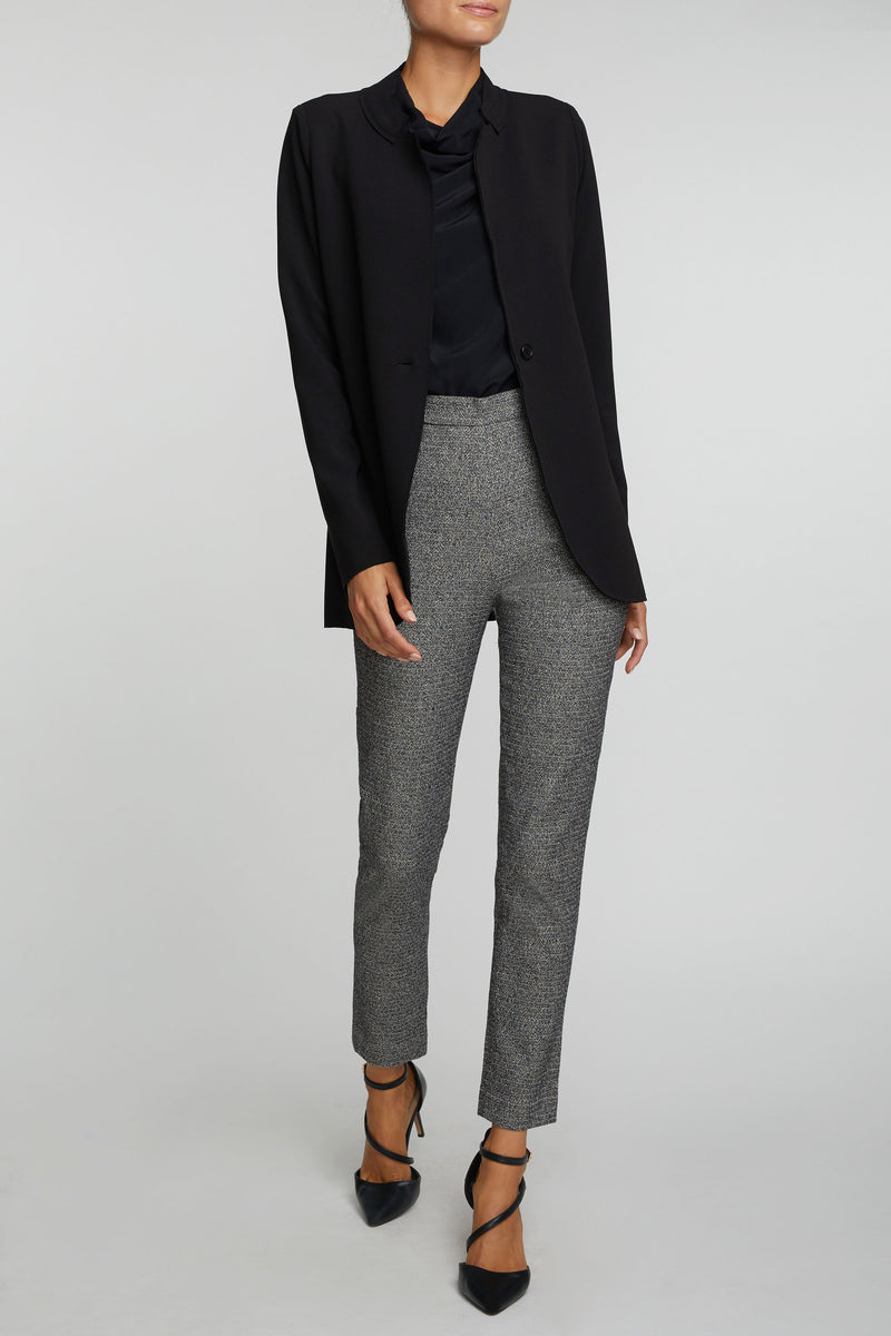 The Laura Blazer - Black
