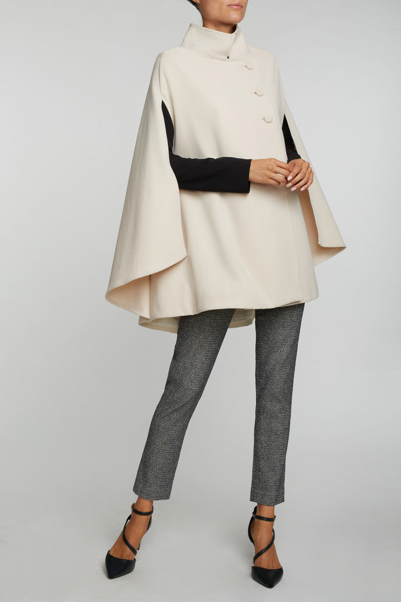 womens capes made in italy