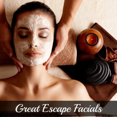 The Great Escape Facials