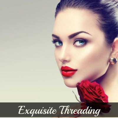 Customized Threading & Eyelash Extension Services and