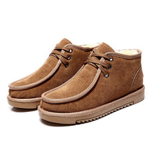 Antislip Wear Resistant Warm Men's Boots