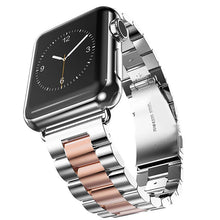 Stainless Steel Replacement Watchband For Apple Watch