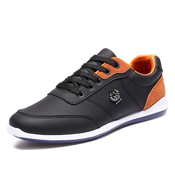 Multi Purpose Color Block Non-slip Men's Sneakers