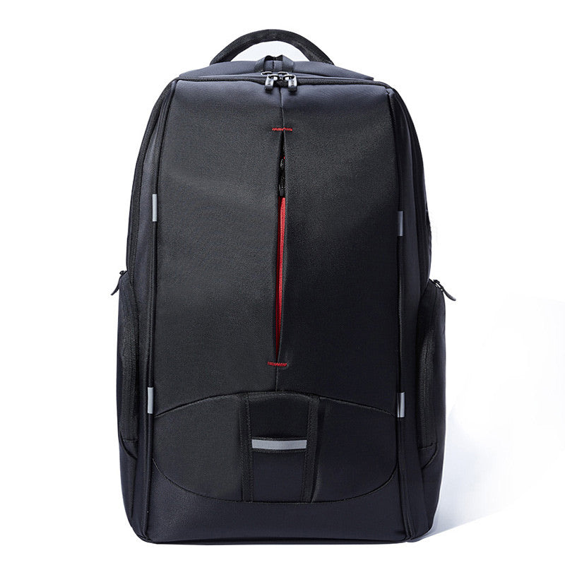 Waterproof USB Charging College Students Notebook Laptop Backpack