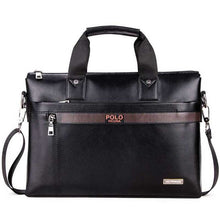 Top Sell Simple Leather Business Briefcase Bag