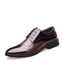 New Fashion Oxford Genuine Leather Breathable Men's Shoes