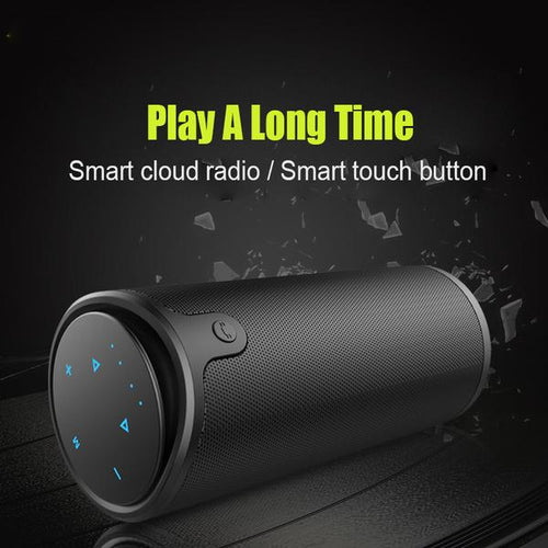 Touch Control Bluetooth Speaker HiFi Stereo Portable Subwoofer