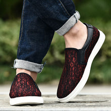 Breathable Loafers Flats Men's Casual Shoes