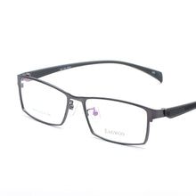 Full Rim Optical with Soft Silicon Eyeglasses Frame
