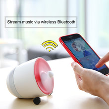 Mini Bluetooth Speaker with Fan