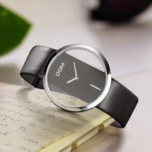Fashion Casual Quartz Lady Leather Watches