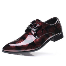 Luxury Fashion Men Oxford Breathable Shoes