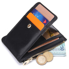 Antimagnetic Coin Purse Multi-card Position Men's Wallets