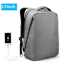 2017 New Design Anti-theft External USB Charge Backpack