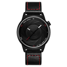Rubber Strap Luxury Waterproof Fashion Casual Quartz Watch