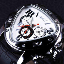 Sport Racing Triangle Design Mens Watches
