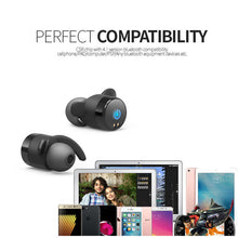 Newest Wireless Mini Bluetooth In-Ear Earphone With Charging Case