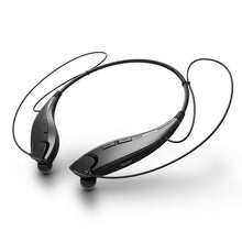 Handsfree Bluetooth Magnetic Design Crystal Sound Neckband Headphone