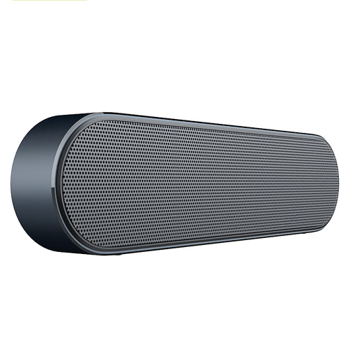 Wireless Bluetooth Metal Portable 3D Stereo Sound Speakers